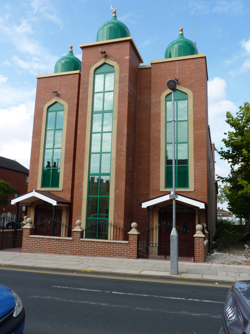 manchester muslim In the mindset of radical islam, muslim demographics will replace christian  demographics.