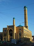 Medina Mosque, Sheffield, England