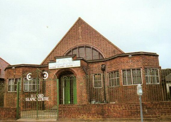Ilford Islamic Centre - Used to be an Old Church