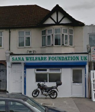 Sana Welfare Foundation UK (Ilford, Redbridge, London)