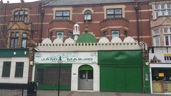 Sunni Razvi Jamia Masjid (Manor Park, Newham, London)
