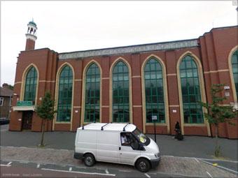 Jamia Masjid Ghosia (Leyton, Waltham Forest)