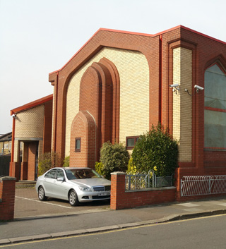 Masjid-E-Dawatul Islam (Ilford, Redbridge, London)
