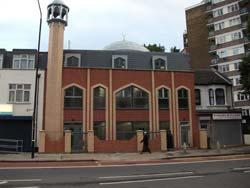 Masjid Ibrahim (Upton Park, Plaistow, Newham, London)