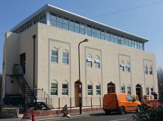 Dar-ul-Uloom Qadria Jalani Masjid (Walthamstow, Waltham Forest)