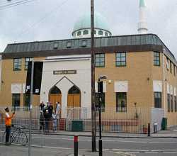 Masjid-e-Umer Trust (Walthamstow, Waltham Forest)