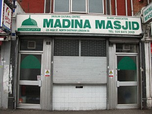 Madina Masjid & Muslim Cultural Centre (East Ham, Newham)