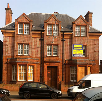 Azhar Academy Girls School (Leytonstone, Waltham Forest, London) - Being Purchased