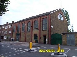 Church Road Masjid (Manor Park, Newham)