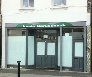 Jamia Darus Sunnah (Forest Gate, Newham)