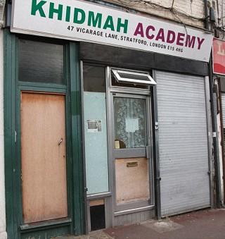 Khidimah Academy (Stratford, Newham, London)