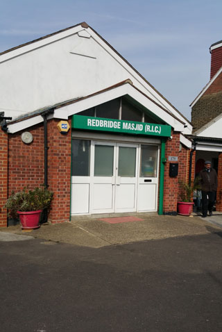 Redbridge Masjid & Islamic Centre (Redbridge, Essex)