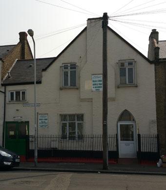 Ashville Masjid and Muslim Welfare Trust (Leytonstone, Waltham Forest)