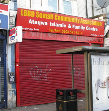 LBBD Somali Community Association (Barking and Dagenham, London)