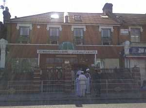 Masjid-e-Owais-e-Qarni (Ilford, Redbridge, London)